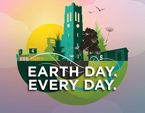 Earth Day. Every Day.