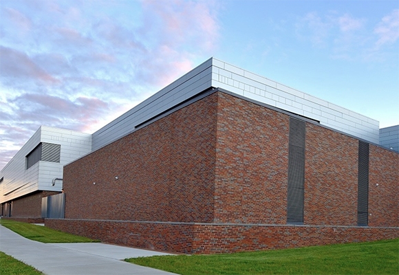 FRIB building
